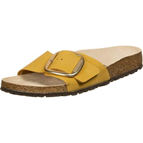 BIRKENSTOCK Madrid Big Buckle NU Ochre 42