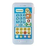Fisher Price- Smartphone Lascia Un Messaggio, Giocattolo Elettronico Ridi Impara 18-36 Mesi, FPR15
