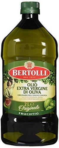 Bertolli Natives Olivenöl Extra Originale, 1er Pack (1 x 2000 ml)