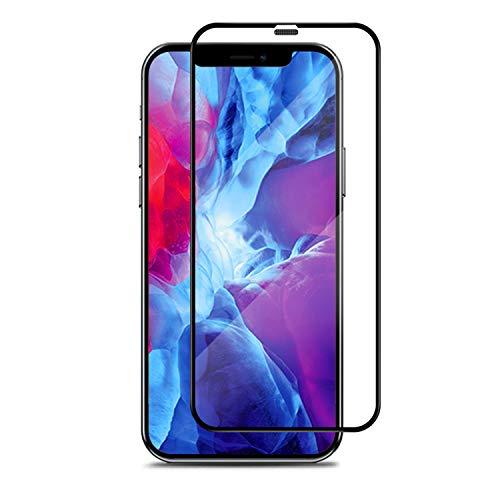 APS 2x Premium Panzerglas für Apple iPhone 12 mini inkl. Montagerahmen - Keimfrei 24/7 - Staubschutz für Lautsprecher - 100% Passgenau & Extra Starkes 9 H gehärtetes HD Displayschutzglas