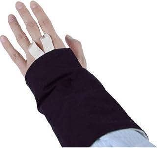 TRUSCO(トラスコ) 綿帆布製指掛け手首カバー L TYTK-L