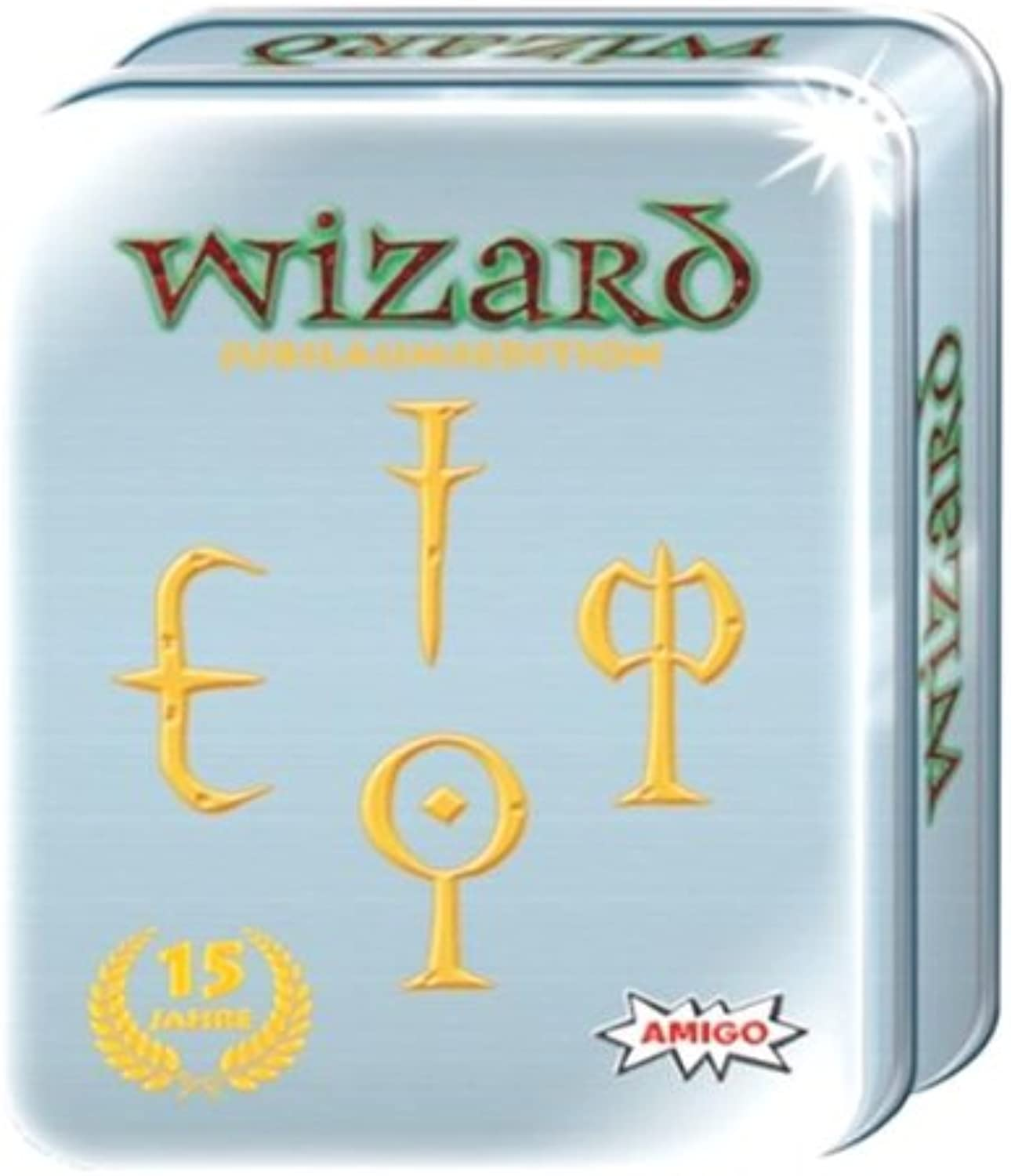 Amigo Spiele 1770 - Wizard Jubilumsedition (Metalldose)
