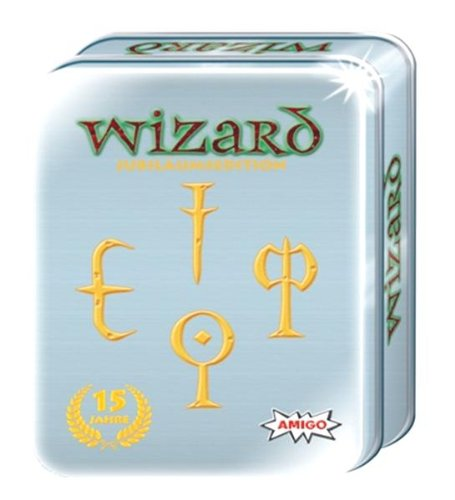 Amigo Spiele 1770 - Wizard Jubiläumsedition (Metalldose)