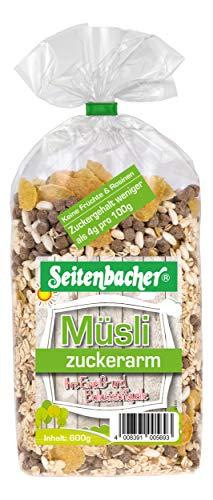 Seitenbacher Müsli Zuckerarm (1 x 600 g)
