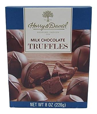 Harry David - Milk Chocolate Truffles