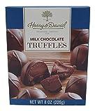 Harry and David Milk Chocolate Truffles, 8 Ounce Gift Box