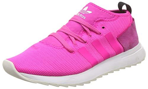 adidas FLB Mid W, Zapatillas de Deporte para Mujer, Rosa (Rosimp/Ftwbla/Negbas), 42 EU