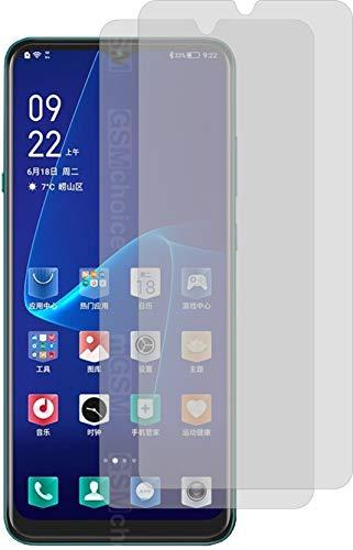 4ProTec I 2X Schutzfolie MATT passexakt für Hisense King Kong 6 Bildschirmschutzfolie Displayschutzfolie Schutzhülle Bildschirmschutz Bildschirmfolie Folie