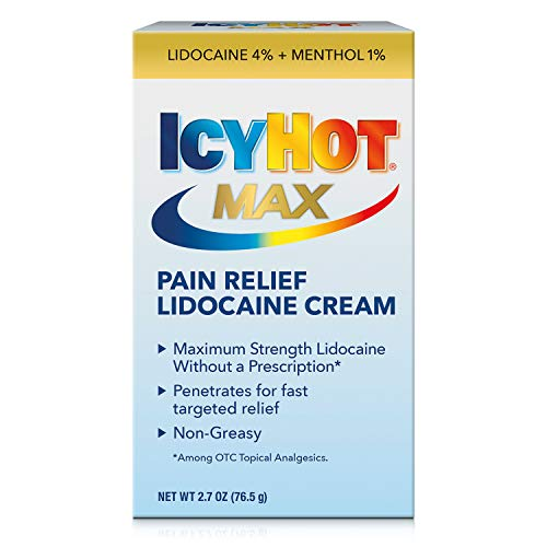 Icy Hot, Max Strength Pain Relief C…