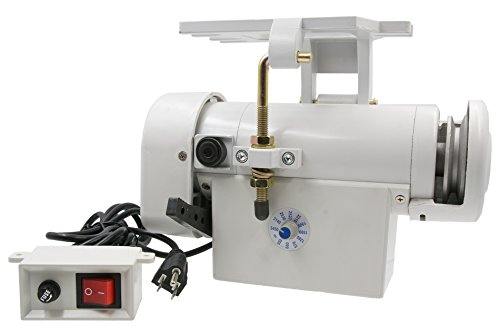 Consew Industrial Sewing Machine Servo Motor - 550 Watts, 110 Volts