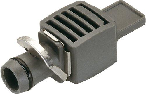 Gardena Micro-Drip-System Verschlussstopfen, 13 mm (1/2 Zoll): Praktisches Endstück zum Verschluss des Verlegerohrs (Art.-Nr. 1346, 1347) (8324-20)