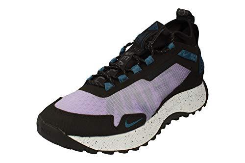 Nike ACG Zoom Terra Zaherra, Zapatillas para Carreras de montaa Hombre, Multicolore (Space Purple Nero Blue Force), 43 EU