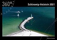 360° Schleswig-Holstein Premiumkalender 2021
