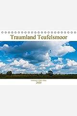 Adam, U: Traumland Teufelsmoor (Tischkalender 2020 DIN A5 qu Calendario