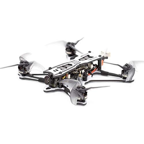 J-Love 115mm Racing Drone, 2.5 Pollici Elica F4 5A ESC Brushless Motor 600TVL FPV Racing RC Drone Versione BNF per Principianti RC