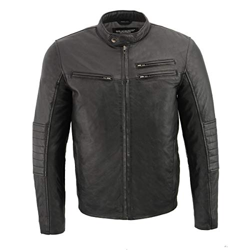 Wilson Leather Jacket for Mens