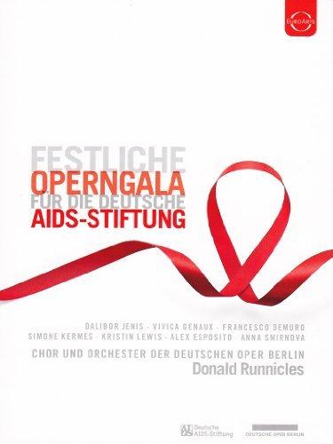 Festliche Operngala für die Deutsche AIDS-Stiftung