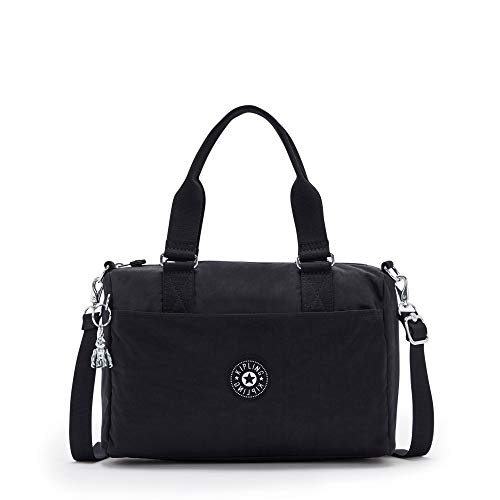 Kipling Folki Medium Handbag Black Gift G