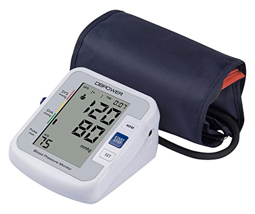 DBPOWER Upper Arm Blood Pressure Monitor