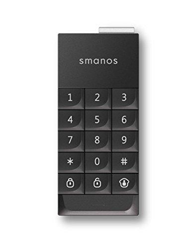 Smanos Waterproof RFID Keypad WK8000, 3 V