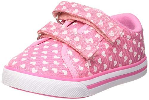 Chicco Scarpa Francy, Zapatillas de Gimnasia Niñas, Rosa (Rosa 100), 23 EU