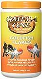 Omega One Goldfish Flakes 5.3 oz