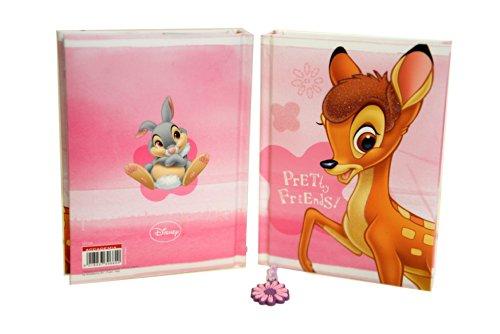Disney Bambi Diario gli amici di bambi 12 mesi
