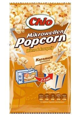 Chio Mikrowellen Popcorn Karamell Menge:100g