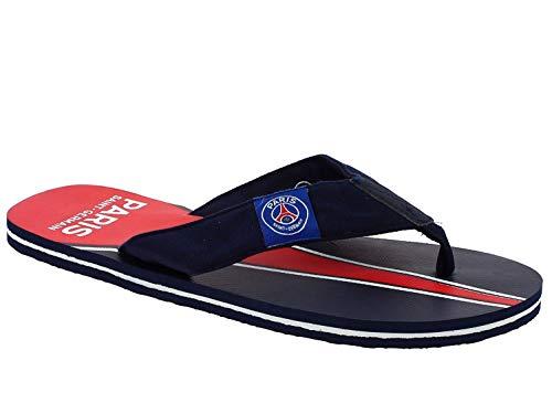 Paris Saint-Germain Flip-Flops PSG, offizielle Kollektion, Größe 42