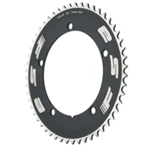 FSA Pro Track 52 -Tooth 1/8-Inch Chainring (144mm, Black)