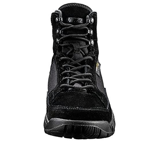 LIOPJH Botas de senderismo de camping al aire libre, Botas tácticas de soldado, Zapatos de escalada de trekking para hombres, Zapatillas de senderismo impermeables 1000D