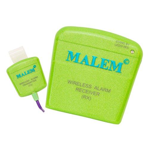 Alarma de enuresis inalámbrica Malem...