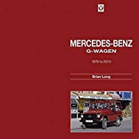 Mercedes-Benz G-Wagen: 1979 to 2015