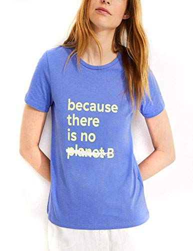 ECOALF UNDERLINED BACAUSE T-Shirt- Y S