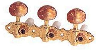 CLAVIJERO GUITARRA CLASICA - TCM (JC800) Dorado (Diseño Original) (Estampado)