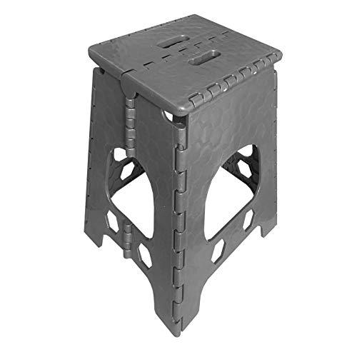 Tritthocker Faltbar Kunststoff Klapphocker Badhocker 120kg Tritthilfe Klapptritthocker Tritt Hocker Klappbar Groß