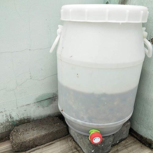 Purchase Kitchen Composting Trash Can, Closed Composter with Cover, Home Compost Bin with Isolation ...