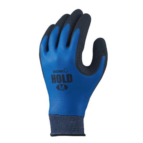 ショーワグローブ 【軽作業用手袋】No.306 HOLD(ホールド) ブルー Mサイズ 1双