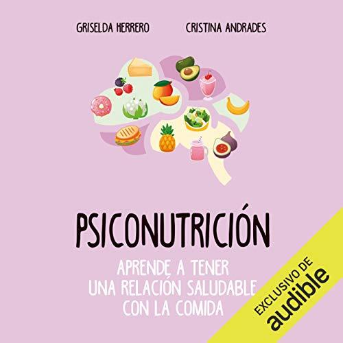 Diseño de la portada del título Psiconutrición