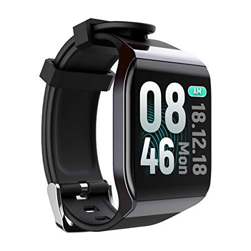 Fierro Smartwatch Reloj Inteligente para iPhone y Android, WhatsApp