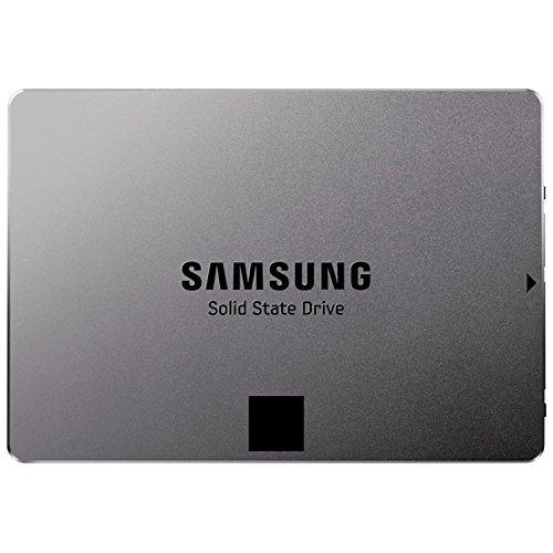 "Samsung MZ-7TE250BW SSD 840 EVO, 250GB, 2.5"" SATA III, Nero/Antracite"