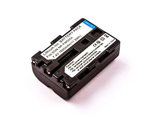 eVendix Akku kompatibel mit SLT-A99V 7,2 Volt 1600 mAh 11.2 Wh Li-Ion Akkus
