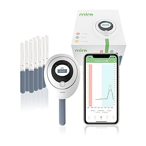 Mira Fertility Plus Tracking Monitor Kit with 10 Estrogen +...