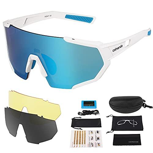 occhiali da sole ciclismo colmanda Occhiali Ciclismo Polarizzati