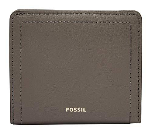 Portafoglio Fossil Logan RFID in pelle 10 cm