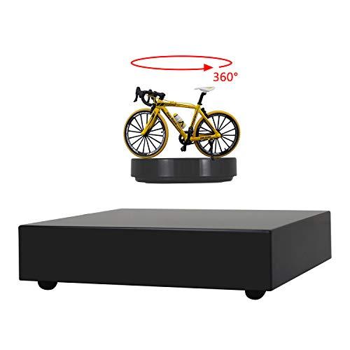 woodlev Magnetic Levitating Floating Rotating Platform Disk Holder Stand Display Smallest Revolution Tech from