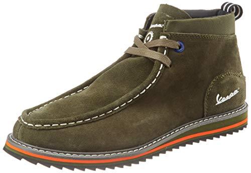 Vespa Carnaby Hoge sneakers voor volwassenen, uniseks