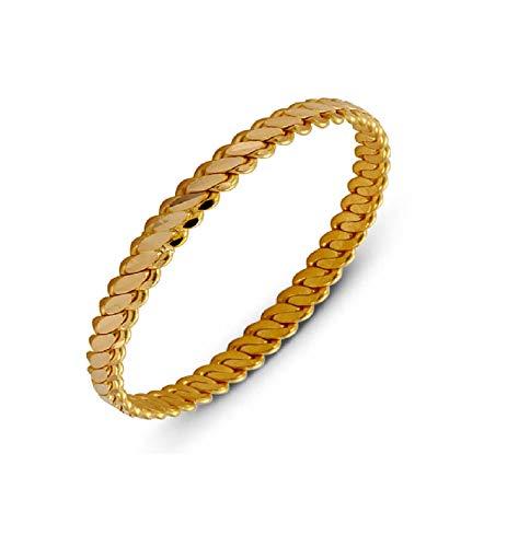 Trabzon Mega bilezik bombey Gold brazalete pulseras 24 quilates dorado altin ls