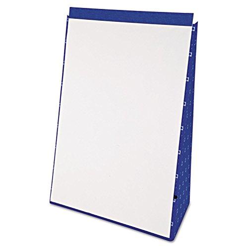Ampad 24022 Tischflip-Chart, blanko, 20 Blatt, 51 x 71 cm, Weiß