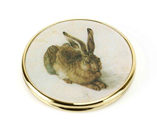 Damen Taschenspiegel–Dürer–Hase